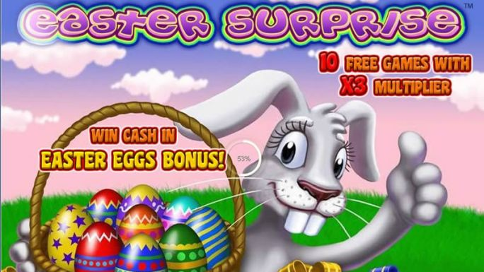 สล็อต Easter Bonanza slot
